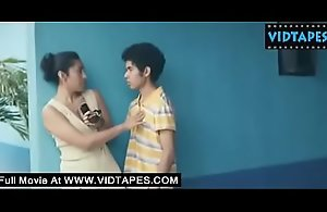 Youthful Lad give reverence give an obstacle liaison for a downcast nipper - Free Of age Movies (VIDTAPES)