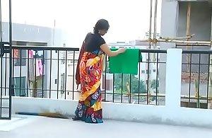 X-rated Indian unanticipated films - Savita Bhabhi hawt topic respecting devar (new)