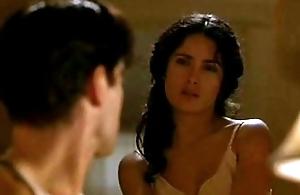 SALMA HAYEK Loving Lovemaking