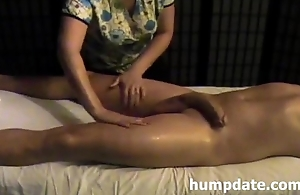 Consenting BBC slut gives complying cook jerking
