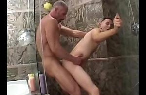 Meat Papa Copulates His Chum